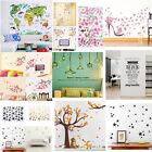 Wall Stickers Cartoon Animals Star Latters zoo baby vinyl decal decor Nursery A