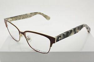 e2aad68834e Image is loading Kate-Spade-Ladonna-Burgundy-Havana-Glitter-0S3X-Eyeglasses-