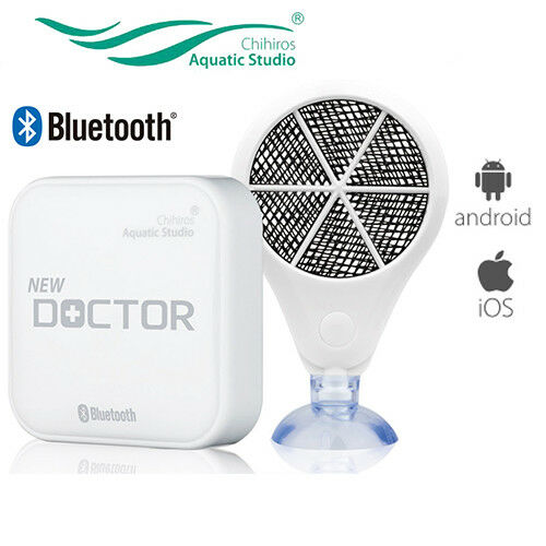 hiros Doctor NEW Bluetooth Edition Sterilizzatore antialghe naturale 4°serie