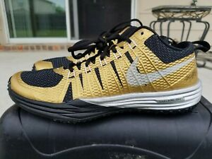 purchase cheap 78816 dce00 Image is loading Nike-Lunar-TR1-NRG-Size-10-5-Marshawn-