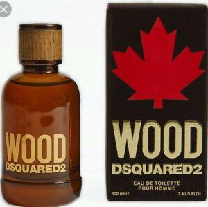 wood dsquared profumo uomo