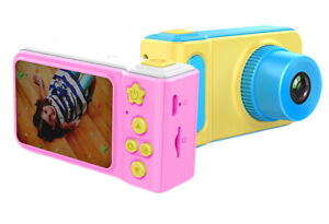 Odyssey Kids Full HD Mini Camera Camcorder with Built-in Video Games