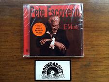 E Musica by Pete Escovedo (CD, Aug-2000, 2 Discs, Concord)