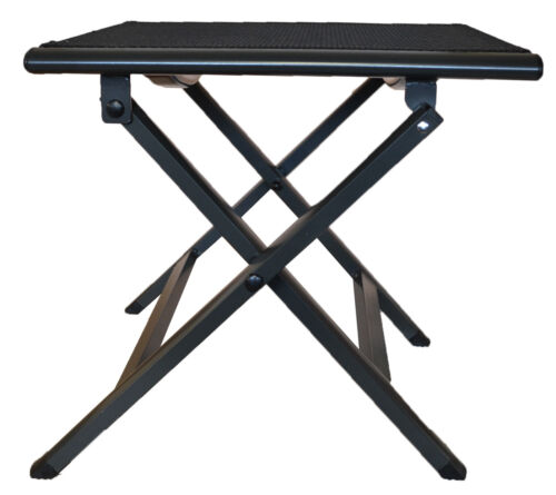Camping Table Drop-Leaf Table Side Table Terrace Table Foldable Aluminum New