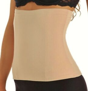 4fc0ba590d8 TC Fine INTIMATES Nude Firm Control Pull On Waist Cincher NEW Womens ...