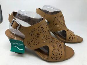 16f4b51e7d8 New! Women s Sole Senseability 066312 Molly Peep Toe Fashion Heels ...