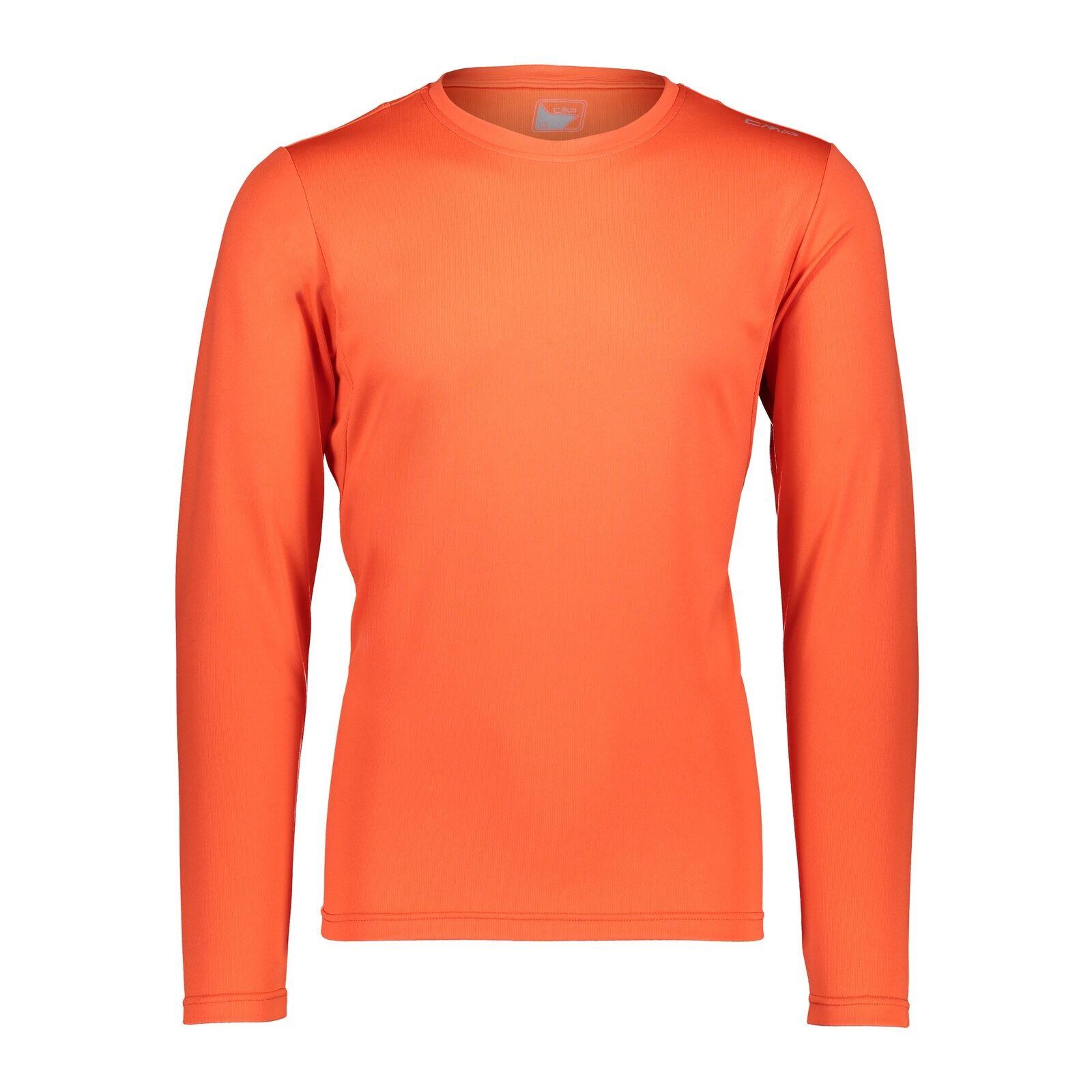 CMP Shirt Fonctionnel  un Tee-Shirt Winddichte COQUE Du Vent orange Coupe-Vent  be in great demand