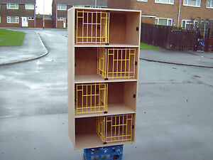 RACING PIGEONS DOWELL NEST BOXS / PERCHES /BASKETS/RABBIT HUTCH DOG KENNEL