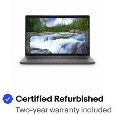 "Dell Latitude 14"" 7000 7410 Laptop Intel 10th i7-10610U 16GB FHD 256GB Laptop"