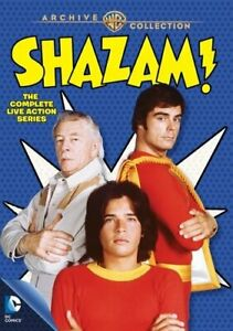 Shazam-1974-The-Complete-Series-3-Disc-DVD-NEW