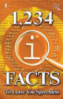 "1 of 1 - ""AS NEW"" Mitchinson, John, Lloyd, John, Harkin, James, 1,234 QI Facts to Leave Y"