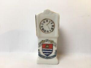 Vintage-Crested-China-Weston-Super-Mare-Grandfather-Clock