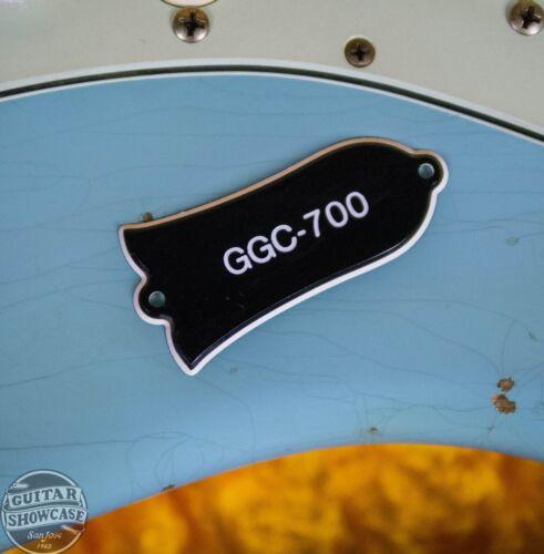 """700/"""" Truss Rod Cover Vintage 1981-1982 Rare NOS Gibson /""""GGC"""