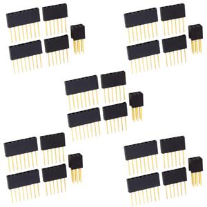 5pc-Arduino-Shield-Stackable-Header-Set-Stack-Headers-Kit-6-8-Pin-ICSP-UNO-USA