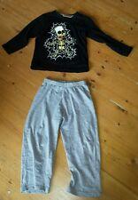 Schlafanzug Schlagzeug Pyjama Simpsons Gr. 110 116 °NEU