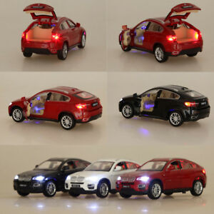 1-32-BMW-X6-SUV-Diecast-Model-Car-Kid-Metal-Alloy-Pull-Back-Collection-Decor-Toy