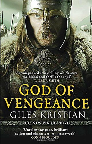 1 of 1 - God of Vengeance: (The Rise of Sigurd 1),Giles Kristian