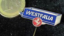 Westfalia Anhänger Logo Anstecknadel kein Pin Badge