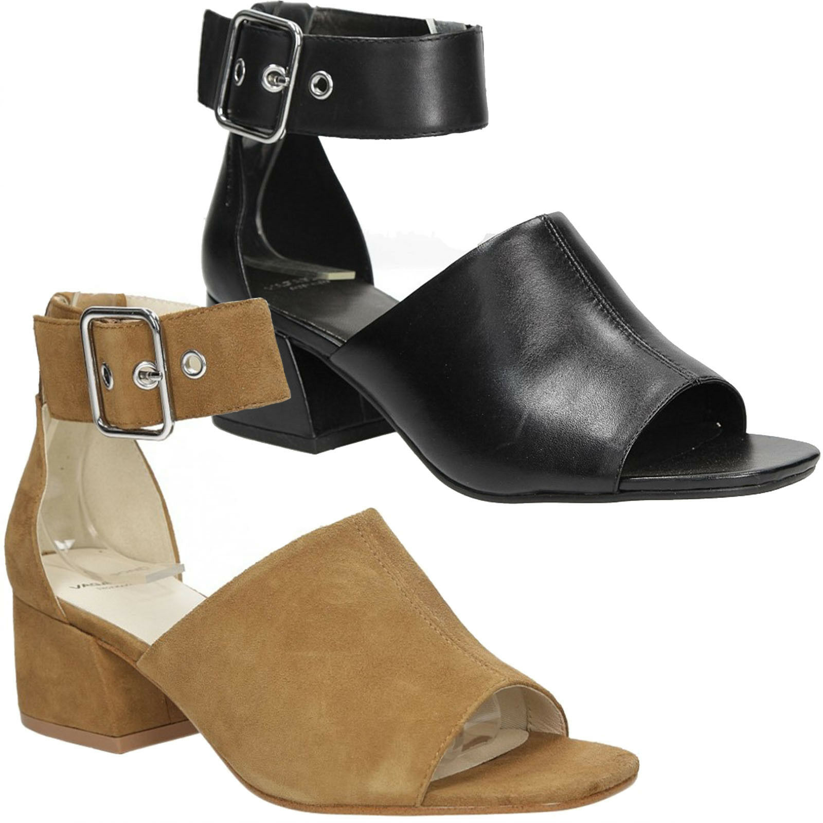 Señora sandalias Vagabond 4335-101 sandalias de cuero genuino a la moda sale