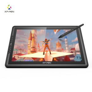 xp pen artist16pro 15 6 inch ips fhd drawing monitor graphic tablet