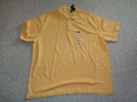 Mens St. John's Bay Fun In The Sun Size 2xl Polo Shirt Brand With Tags