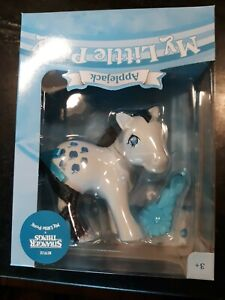 MY LITTLE PONY UPSIDE DOWN APPLEJACK NETFLIX STRANGER THINGS TARGET EXCLUSIVE!