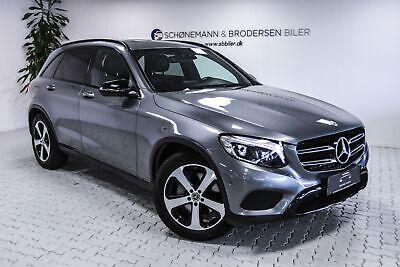 Annonce: Mercedes GLC350 d 3,0 Exclusive... - Pris 599.900 kr.