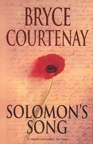 Solomon's Song by Courtenay, Bryce 0140271570 The Cheap Fast Free Post
