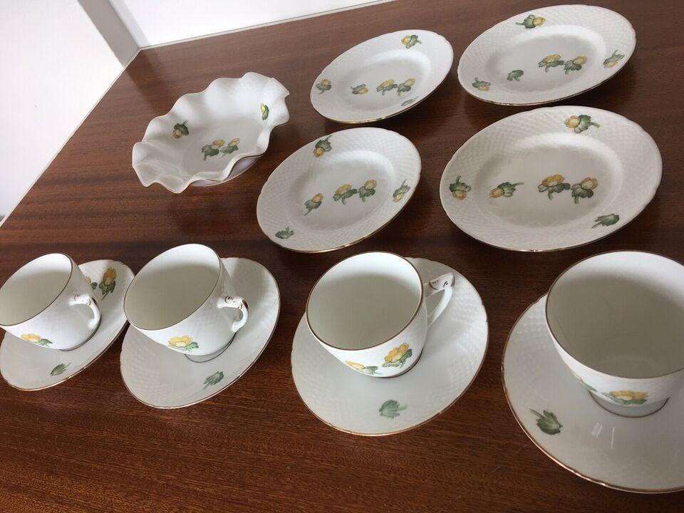 Porcelæn, Kaffe-stel, Bing & Grøndahl