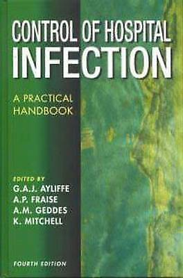 1 of 1 - Control of Hospital Infection, 4Ed: A Practical Handbook (Hodder Arnold Publica