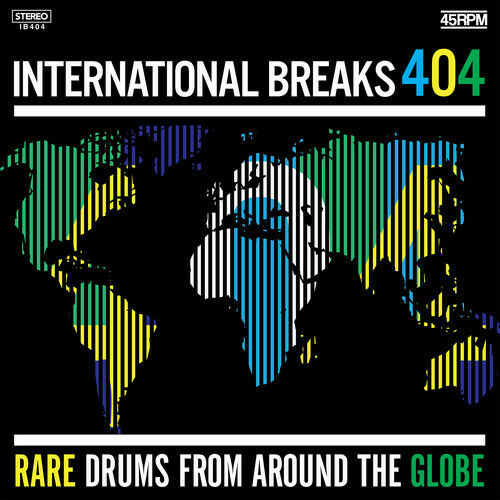 Various Artists - International Breaks 4 / Various [New Vinyl]