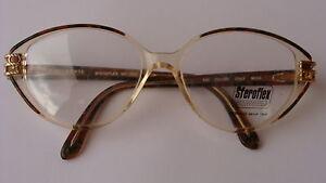 Vintage-monture-optique-lunettes-SFEROFLEX-femme-annees-60-70-retro