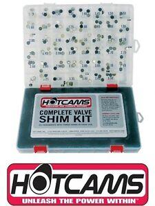 Automotive Motorcycle Parts Hot Cams Valve Shim Kit 7.48mm OD,Honda CRF250/X,YamahaWR/YZ 250F-motocross,Dirt