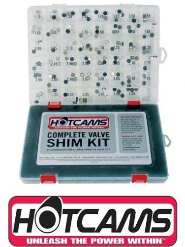 ZX6R Ninja Kawasaki 1995-2001 Hot Cams Hot cams Valve Shim Kit 7.48mm HCSHIM01