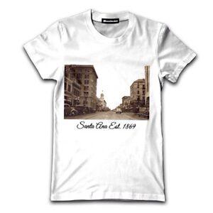 Classic downtown santa ana quality t shirt design for T shirt design materials