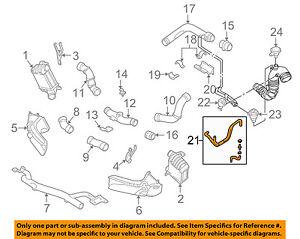 audi oem 01 02 tt quattro turbo turbocharger intercooler pipe assy rh ebay com 2001 Audi TT 225 Specs 2001 Audi TT 225 Specs