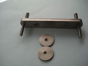 Cipher //Japanese Guitars Bridge Converter Kit Use any ABR1 Type Bridge