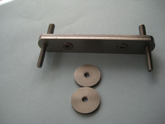 Cipher /Japanese Guitars Bridge Converter Kit - Use any ABR1 Type Bridge