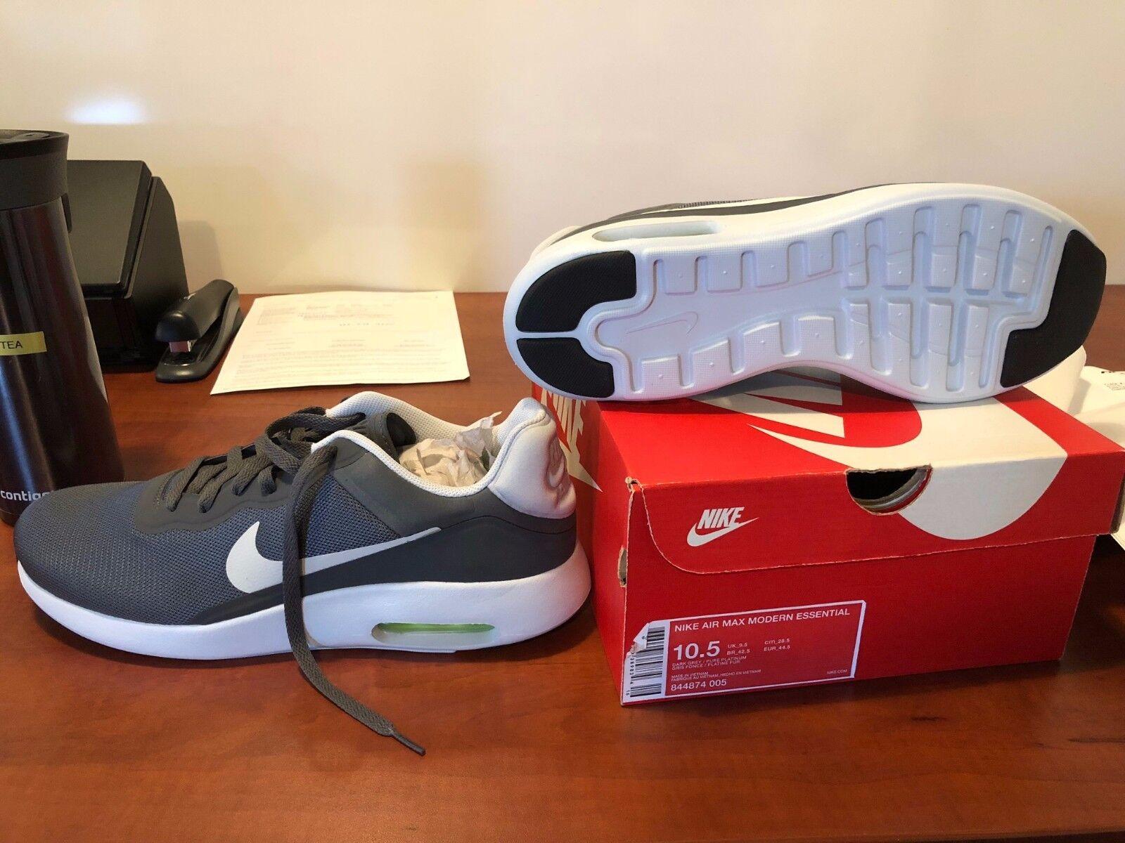 Los hombres zapatos de Nike Air Max zapatos hombres casuales zapatos de correr salvaje moderno se 5873e1