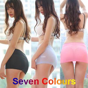 womens tight skirt micro mini erotic fantasy sexy underwear clear