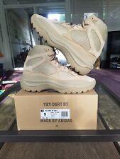 Yeezy Desert Boot 'Rock' -  Size 9 - EG6462 - DS In Hand