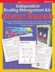 Independent Reading Management Kit: Literary Elements Kit : Reproducible, Skill-Building Packs-One for Each Literary Element-That Engage Students in Meaningful and Structured Reading Response Activities by Michele L. McCaughtry (2006, Paperback)