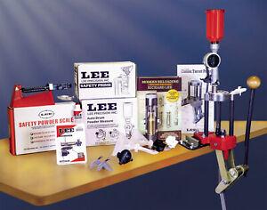 Lee Classic Turret Press Kit - Reloading Starter Kit - LEE 90304