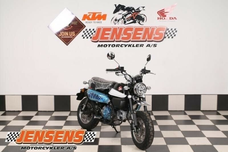 Honda, Monkey 125, ccm 125