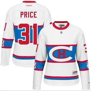 new product 1c1bb ec805 Details about Carey Price Montreal Canadiens Women's NHL Winter Classic  Premier Replica Jersey
