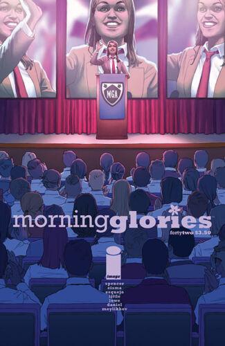 VF IMAGE COMICS MORNING GLORIES #42 FN//VF