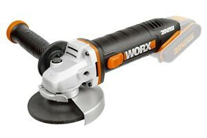 WORX 20V 115mm Angle Grinder (Battery & Charger sold seperately)