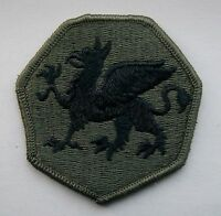 USA Army 108th Airborne Infantry Division Shoulder Patch.