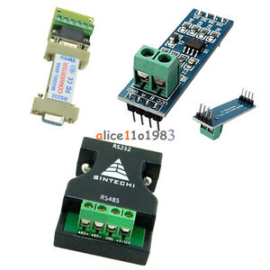 Ttl rs 232 rs232 to rs 485 rs485 max485 module 12km serial image is loading ttl rs 232 rs232 to rs 485 rs485 sciox Images