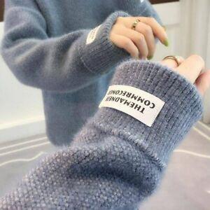 Cashmere-Knitted-Sweater-Women-Turtleneck-Jumper-Korean-Ladies-Pullover-Female